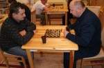 Turniej warcabowo – szachowy - miniatura