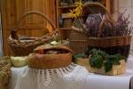 PARADA KOSZY  Z PLONAMI ZIEMI W GORLICACH - miniatura