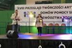 XVIII Przegląd Twórczości Artystycznej Mieszkańców Domów Pomocy Społecznej  Województwa Podkarpackiego - miniatura