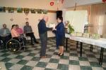 Wręczenie nagród w ramach rehabilitacji społecznej 2016. - miniatura