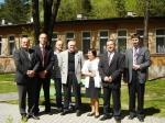 Wizyta delegacji z Domu Pomocy Społecznej w Świdniku na Słowacji - miniatura