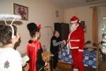 Św. Mikołaj w Domu Pomocy Społecznej w Foluszu - miniatura