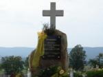 Uroczystość poświęcenia pomnika - miniatura
